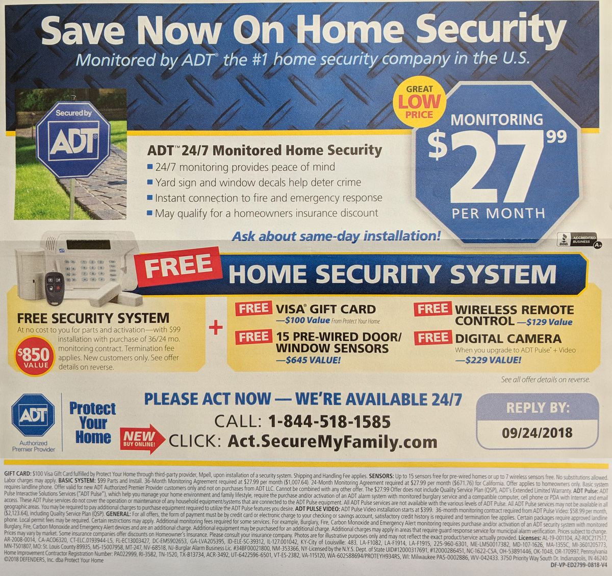 Contract Home Security Amp Automation San Antonio The Con Compare Page